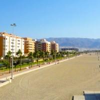 Roquetas-del-mar-strand